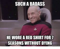 Red Memes - 25 best memes about red shirt red shirt memes
