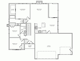 2 Story Great Room Floor Plans by 100 House Plans With Garage 2 Story House Plans With