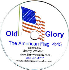 American Flag Doodle Uncle Jimmy Weldon A Voice You Remember Webster Webfoot And Uncle