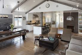 open floor plan farmhouse open floor plan decorating ideas living room farmhouse with