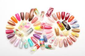 acrylic coating acrylic nails salon