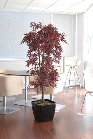 lifelike floor standing plants wellbeing group