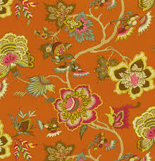 Samoan Home Decor by Home Decor Print Fabric Iman Samoan Plantation Sunstone Flower