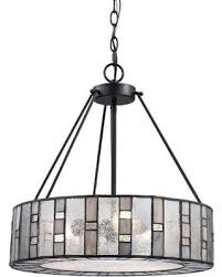 Bronze Chandelier With Shades Tis The Season For Savings On 70212 3 3 Light Drum Chandelier With