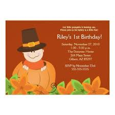 141 best thanksgiving birthday invitations images on