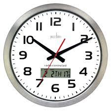 radio controlled wall clock u2013 philogic co