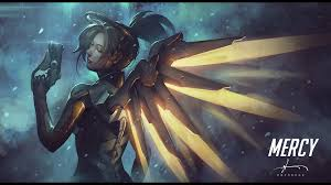 ana overwatch wallpapers 229 mercy overwatch hd wallpapers backgrounds wallpaper abyss