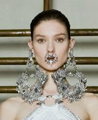big ear rings 56 earrings big rabbi 18 k gold plated big jhumka earrings ebay