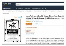 how to write your name in graffiti letters on paper learn to draw a graffiti masterpiece instructional lettering to see amazon best seller page