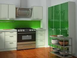 Green Kitchen Cabinets 15 Cheery Green Kitchen Design Ideas Rilane