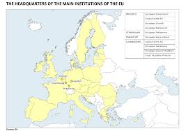 Brussels Europe Map by Maps U2013 The Eu Explained Through Maps