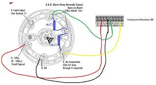 smoke detector wiring diagram 4 wire throughout pdf gooddy org