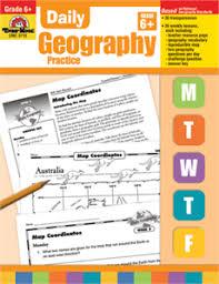 daily geography practice grade 6 teacher u0027s edition print
