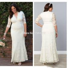2015 summer style plus size women fitted long wedding dress with