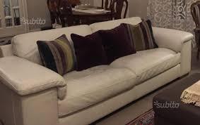 marca divani divano in pelle 3 posti marca divani divani arredamento e
