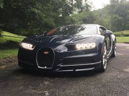 car bugatti i drove the new chiron the replacement for the bugatti veyron