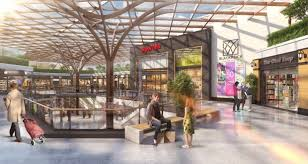 shopping mall blackrock shopping centre owners get permission for 10m upgrade