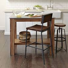 Metal Top Kitchen Island The Of Rustic Industrial Kitchens