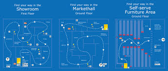 ikea floor plan best of plan of the store ikea damansara stores