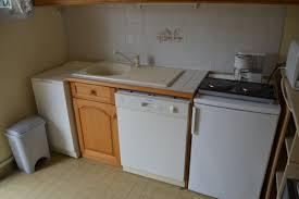 cuisine avec machine à laver chambre cuisine avec lave linge lave vaisselle avec plaque de