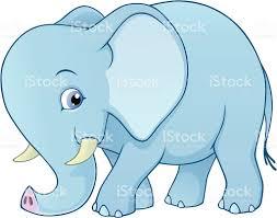 elephant calf clip art vector images u0026 illustrations istock