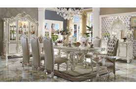 versailles dining room acme furniture versailles formal dining room collection by dining