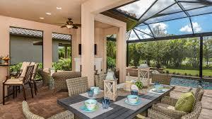 Outdoor Living Floor Plans by Hacienda Lakes Lazio Vii Floor Plan