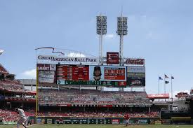 Cincinnati Reds Home Decor Where To Eat At Great American Ballpark Home Of The Cincinnati