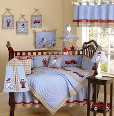 Baby Bed Comforter Sets Truck Baby Bedding 9 Pc Crib Set By Jojo Only 108 99