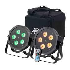 american dj duo station lighting controller american dj mega 64 hex pak idjnow