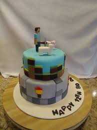 17 minecraft images minecraft birthday cake