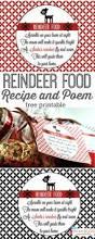 best 25 reindeer food poem ideas on pinterest reindeer food