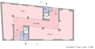 Machine Shop Floor Plan by Gallery Of Shugoin Love Architecture 15