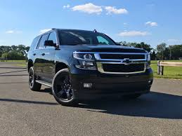 2017 chevy minivan 2017 chevrolet tahoe lt midnight edition test drive review