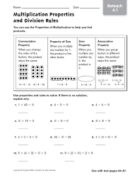 3rd grade distributive property worksheets 3rd grade printable