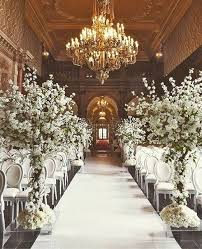 Wedding Aisle Decorations Guide To The Order Of The Wedding Processional Bravobride