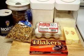Smitten Kitchen Blondies Brownies With Brown Sugar And Walnuts Rachel Makes Rachel Bakes