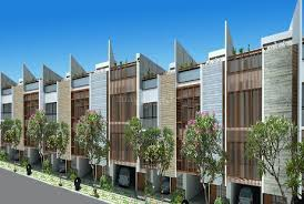 Row Houses In Bangalore - ele vana in sarjapur road bangalore by essem 18 constructions