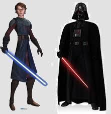Anakin Halloween Costume Anakin Skywalker Darth Vader Yuna U0027s Princess Adventure Wikia