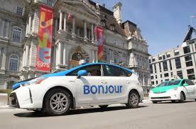 bureau des taxis une nouvelle image pour les taxis de montréal métro