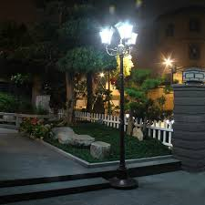 High Quality Solar Landscape Lights High Quality Solar Power Outdoor Garden Pole L Europe Style Led
