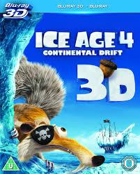 20th century fox uk ice age continental drift