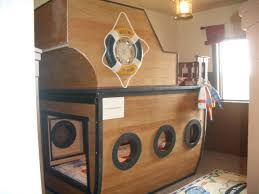 Pirate Ship Bunk Bed Pirate Ship Bunk Beds The Boys Would This Who Wants To