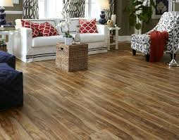 Resilient Plank Flooring Tranquility 5mm Rustic Acacia Click Resilient Vinyl Flooring