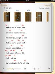 testi accordi chitarra il canzoniere applicazione di archivio di testi e accordi di
