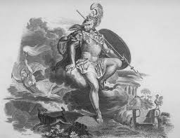 love me or me ares the greek god of war aka mars the