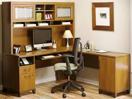 Bush L Shaped Desk With Hutch Best Bush L Shaped Desk Designs Desk Design