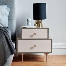 Kullen Nightstand by Bedroom Side Tables For Sale Mirrored Side Table Mirrored Side