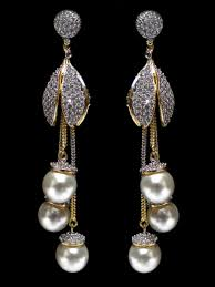 artificial earrings online american diamond earrings cilory