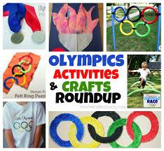 olympics activities u0026 fun foods ideas roundup